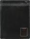 Портмоне Cedar Loren N4-SE (черный/коричневый) -