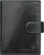 Портмоне Cedar Ronaldo N104L-VT RFID (черный) -