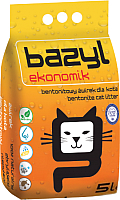 Наполнитель для туалета Bazyl Ekonomik (5л) -