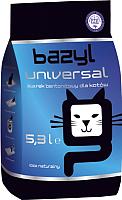 Наполнитель для туалета Bazyl Universal (5.3л) -