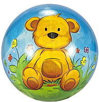 Мяч детский Dema-Stil Мишка / 2601 -