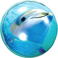 Мяч детский Dema-Stil Дельфины / DS-PP 010 -