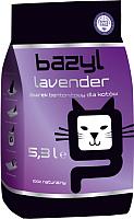 Наполнитель для туалета Bazyl Lavender (5.3л) -