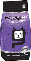 Наполнитель для туалета Bazyl Ag+ Lavander (10л) -