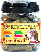 Лакомство для собак Green QZin Доктор Клык №5. Косточка кролик (760г) -