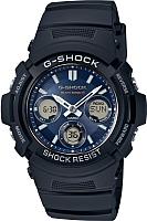 Часы наручные мужские Casio AWG-M100SB-2AER -