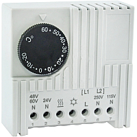 Термостат на DIN-рейку КС 1230000 -