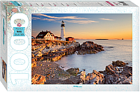 Пазл Step Puzzle Маяк в Портленде / 79119 (1000эл ) -