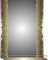 Зеркало Алмаз-Люкс F-414 -
