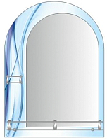 Зеркало Алмаз-Люкс F-420-2 -
