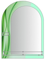 Зеркало Алмаз-Люкс F-420-3 -