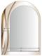 Зеркало для ванной Алмаз-Люкс F-420-1 -