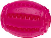 Игрушка для животных Comfy Mint Dental Мятный мяч / 113303 (розовый) -