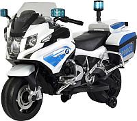 Детский мотоцикл Chi Lok Bo BMW R 1200 RT-P 212АS (белый/синий) -