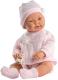 Пупс Llorens Малышка в розовом / 45024 -