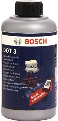 Тормозная жидкость Bosch DOT 3 / 1987479101 (1л)