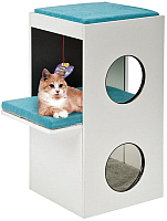 Комплекс для кошек Ferplast Blanco / 74057021 -