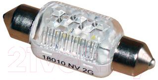 Комплект автомобильных ламп Narva 18010 (2шт, блистер)