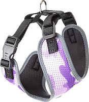 Шлея Ferplast Nikita Fashion P XXS / 75468903 (фиолетовый) -