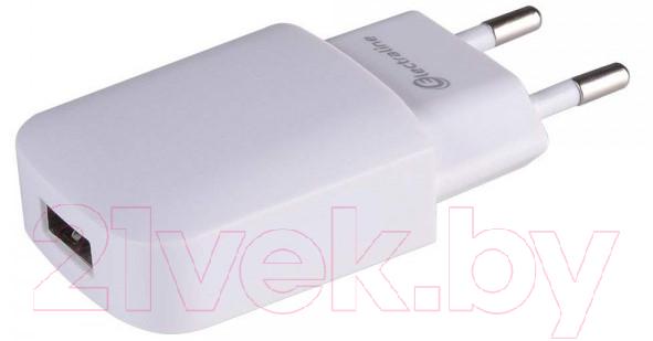 Купить Адаптер питания сетевой Electraline, 500340, Китай, белый