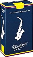 Набор тростей для саксофона Vandoren SR2125 -