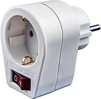 Адаптер питания сетевой Electraline 55073 (белый) -