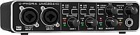 Аудиоинтерфейс Behringer UMC204HD -