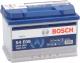 Автомобильный аккумулятор Bosch EFB S4 E08 570500076  / 0092S4E081 (70 А/ч) -