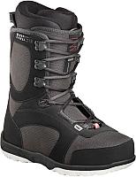 Ботинки для сноуборда Head Rodeo Black / 353907 (р.275) -
