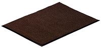 Коврик грязезащитный VORTEX 22084 50x80 (коричневый) -