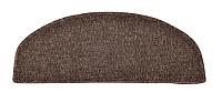 Коврик грязезащитный VORTEX 27003 25x65 (темно-коричневый) -