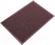 Коврик грязезащитный VORTEX 22188 50x70 (коричневый) -
