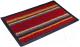 Коврик грязезащитный VORTEX Comfort 40x60 / 22383 (красный) -