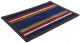 Коврик грязезащитный VORTEX Comfort 40x60 / 22384 (синий) -