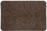 Коврик грязезащитный VORTEX Simple 40x60 / 22073 (коричневый) -