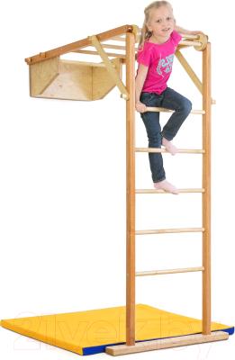 Детский спортивный комплекс Kidwood Жираф / 010219