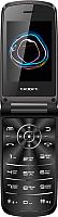 Мобильный телефон Texet TM-414 (черный) -