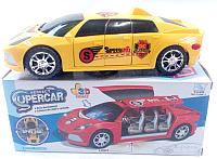 Автомобиль игрушечный NTC Машинка / YJ388-3 -