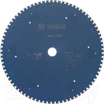 Пильный диск Bosch 2.608.643.061