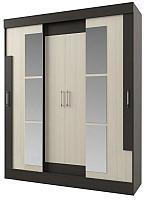 Шкаф Интерьер центр Феникс 1.7 (венге) -