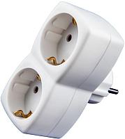 Электроразветвитель Electraline 55072 (белый) -