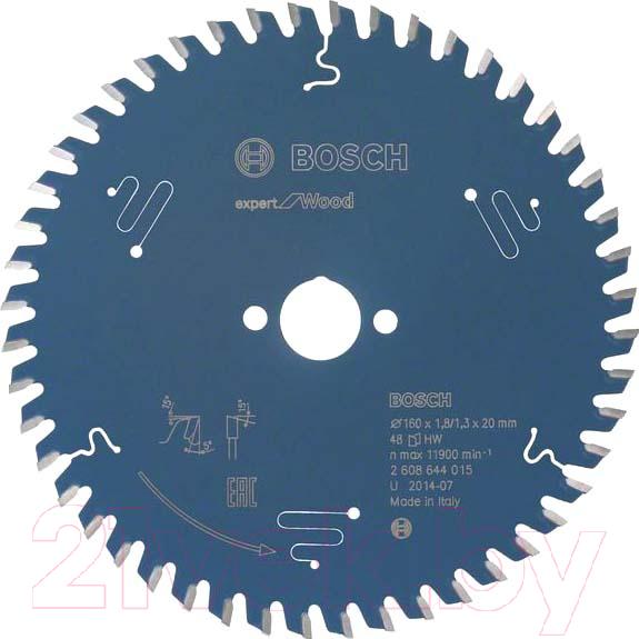 Купить Пильный диск Bosch, 2.608.644.015, Китай