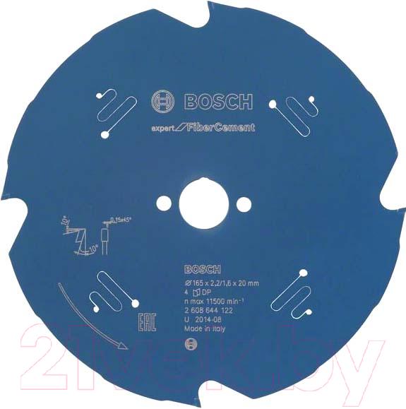 Купить Пильный диск Bosch, 2.608.644.122, Китай