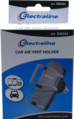 Держатель для портативных устройств Electraline 500334