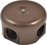 Коробка распределительная Electraline B1-522-22 (коричневый) -