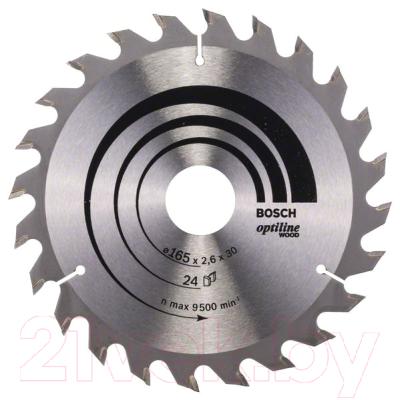 Пильный диск Bosch 2.608.640.602