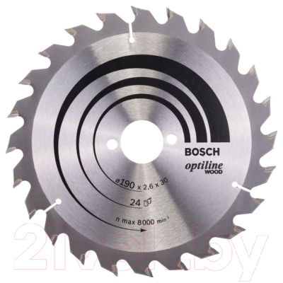 Пильный диск Bosch 2.608.640.615