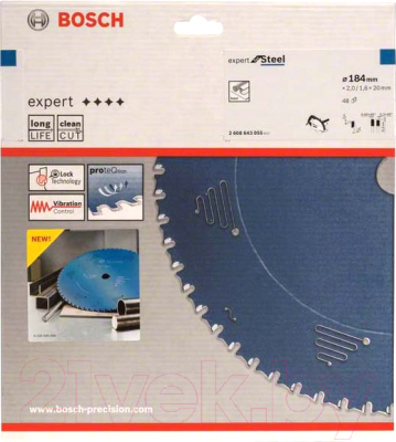 Пильный диск Bosch 2.608.643.055
