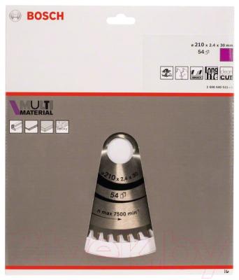 Пильный диск Bosch 2.608.640.511
