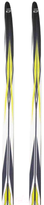 Комплект беговых лыж Atemi Arrow NN75 wax 180 (серый)